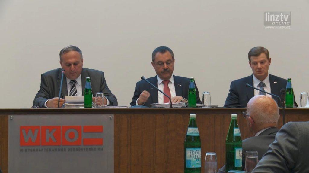 WKO Wirtschaftsparlament Juni 2016
