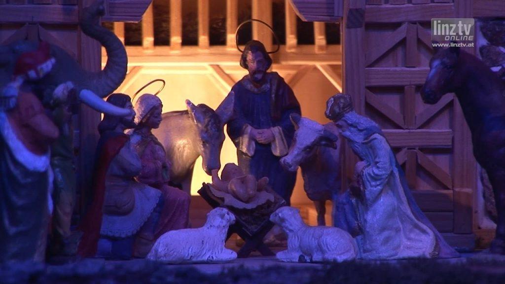 Weihnachtlicher Glanz in Linz