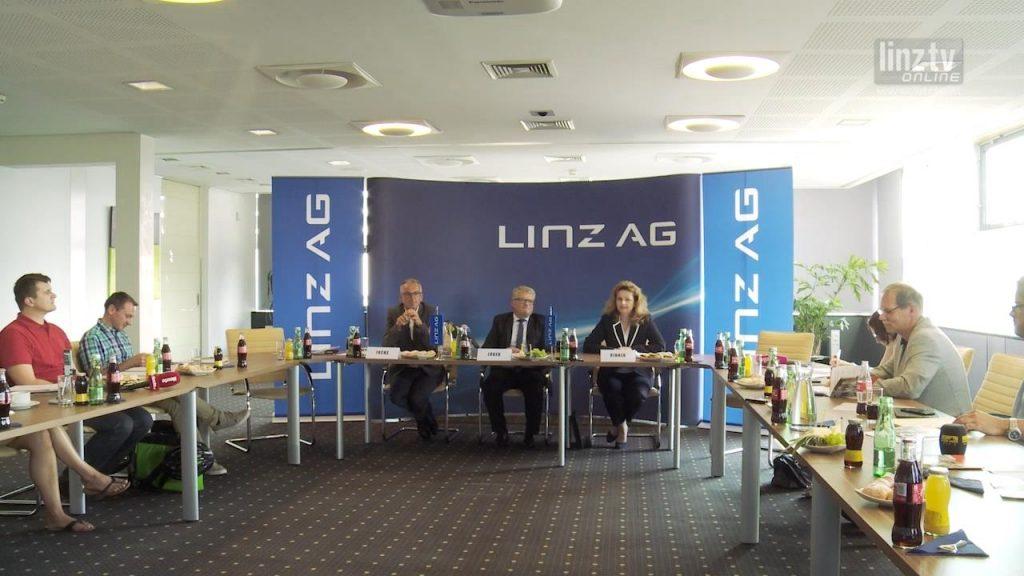 Videoüberwachung in LINZ AG LINIEN