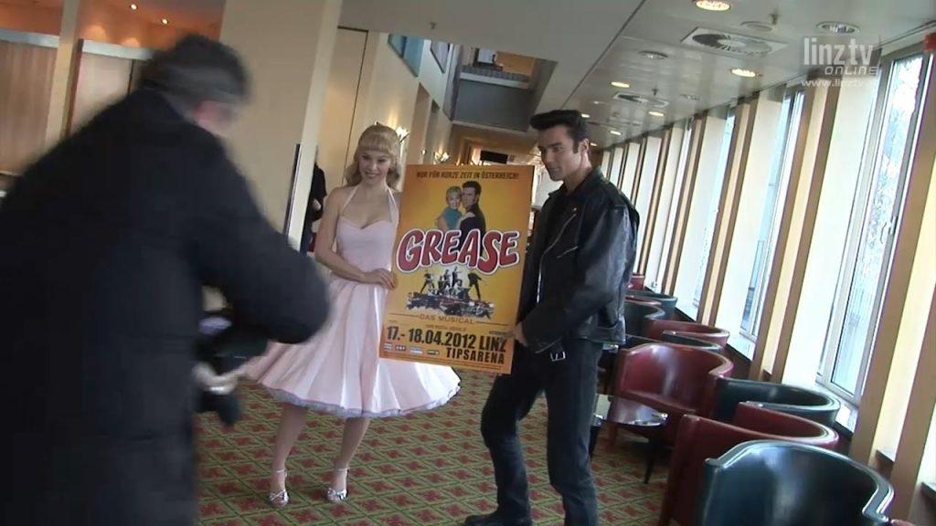 Grease! Rock'n'Roll Lovestory in Linz