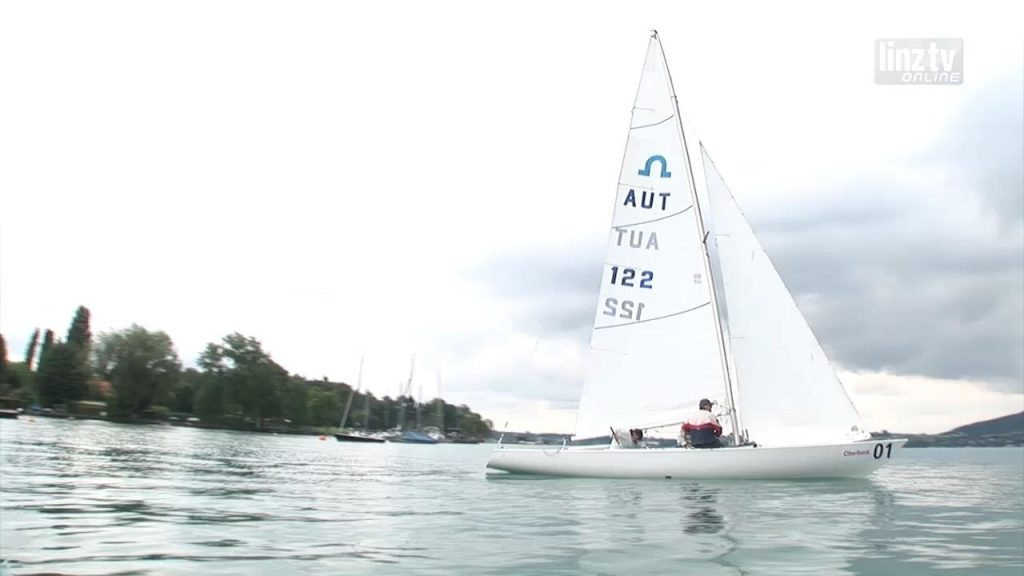 Soling-EM am Attersee