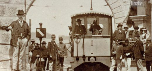 LINZ AG 120 Jahre Pöstlingbergbahn