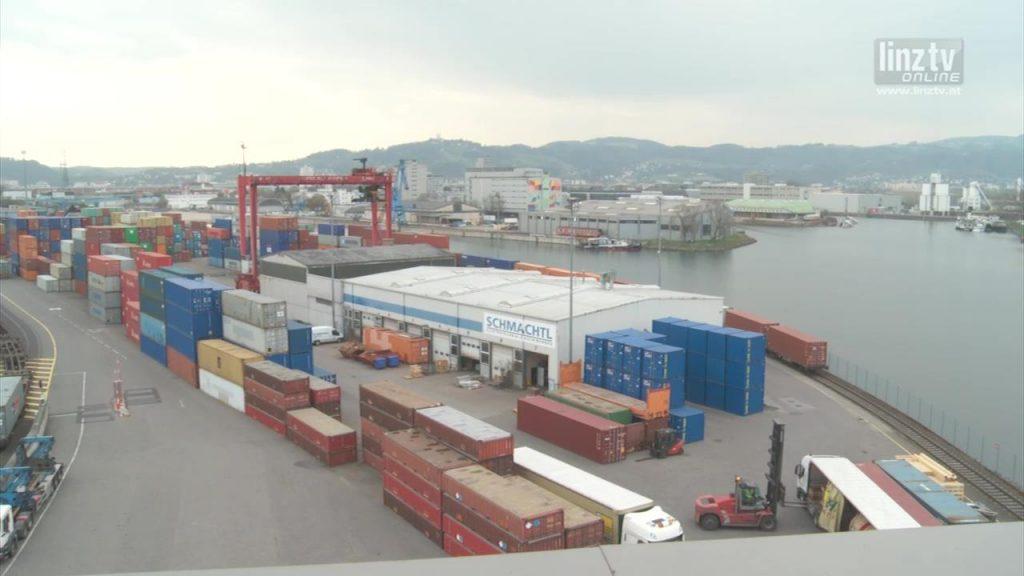 LINZ AG: Hafen Bilanz 2012