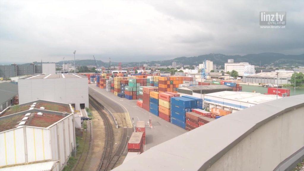 LINZ AG: Hafen Bilanz 2013