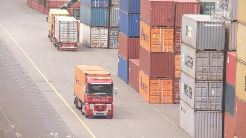 LINZ AG: Hafen Bilanz 2015