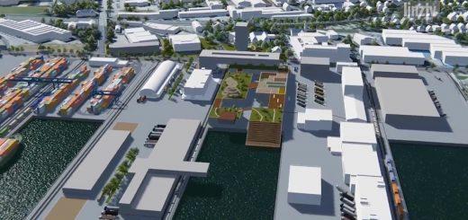 LINZ AG Projekt Neuland +