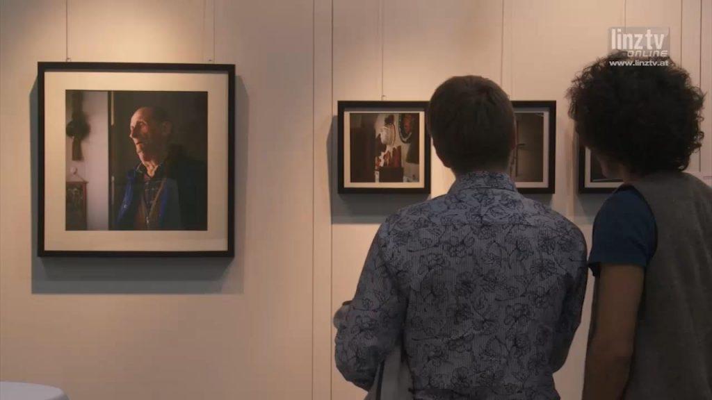 """Fotoaustellung """"Bestand"""" im LINZ AG Kunstforum"""