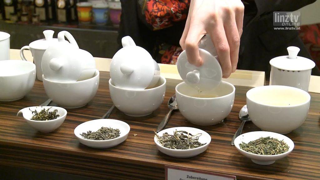 Teeseminar bei Madame Wu