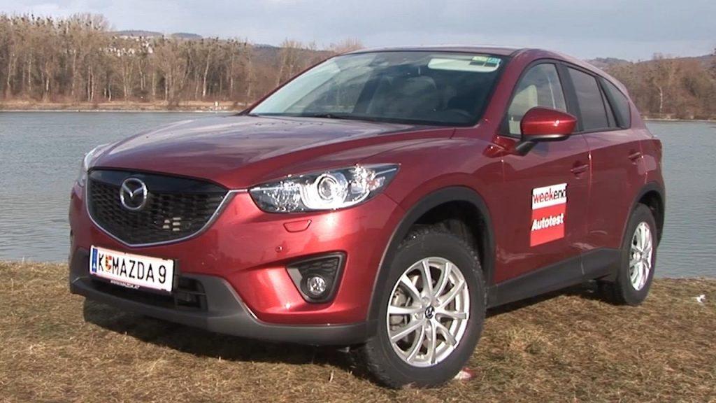 Autotest: Mazda CX 5