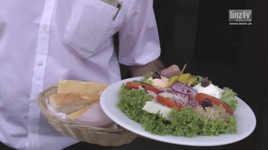 Gartensaison Restaurant Olympia