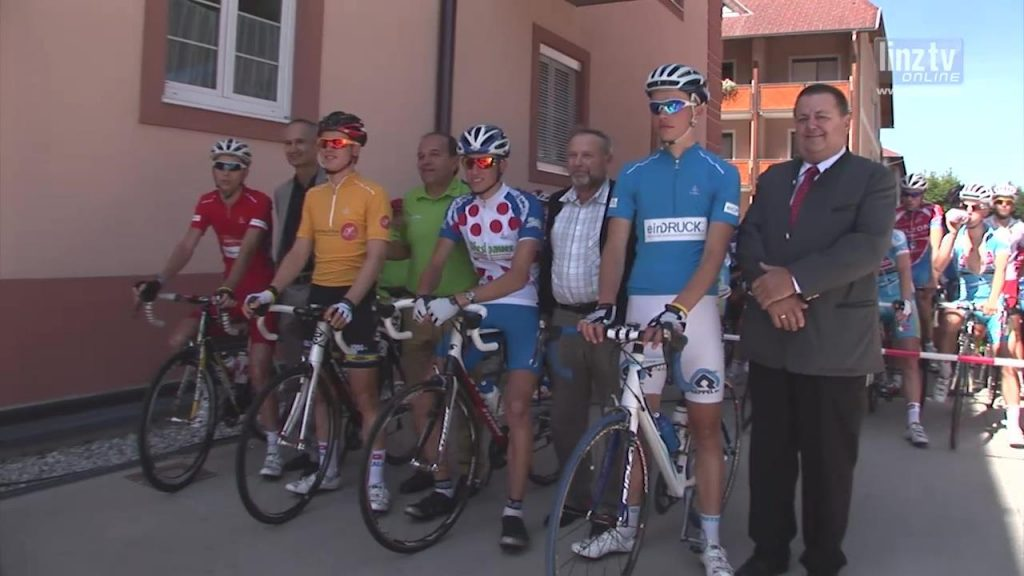 OÖ Junioren-Radrundfahrt 2011 Teil 3