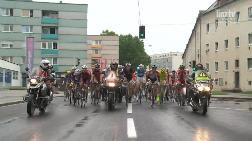 OÖ Junioren-Radrundfahrt 2012 Teil 2