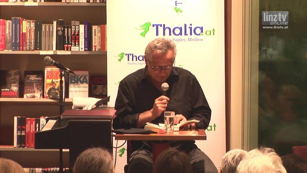 Konstantin Wecker präsentierte neues Buch
