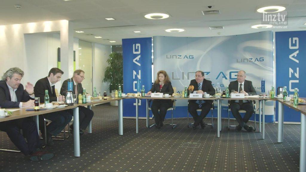 100 Tage neuer LINZ AG Vorstand