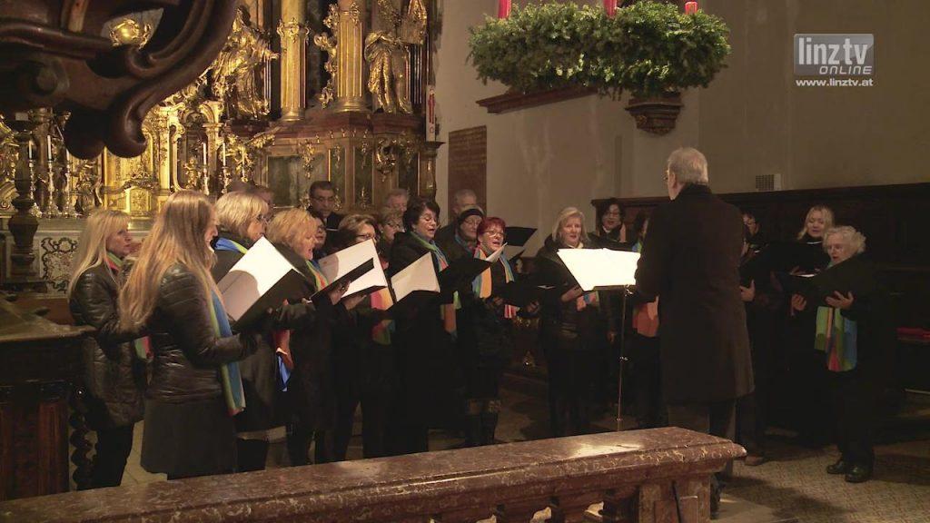 Weihnachtliche Chor-Klänge 2016 Teil 1
