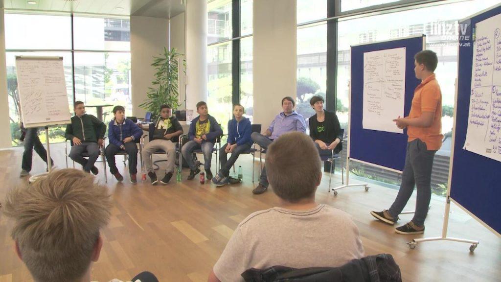 Erste CitySurfer in Linz ausgebildet