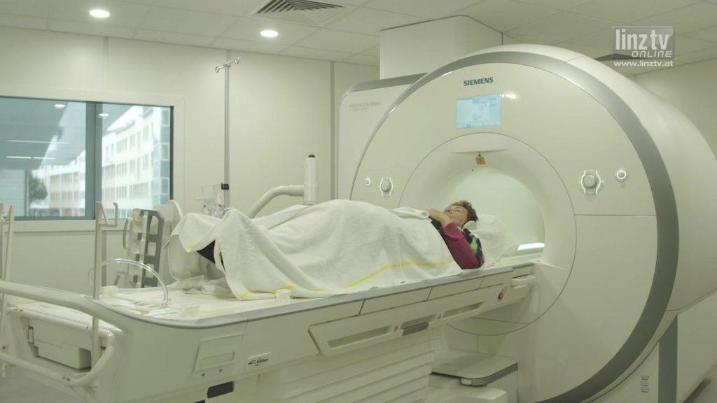 Elisabethinen Magnetresonanztomograph