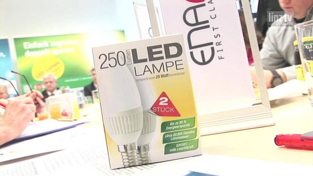 ENAMO LED-Aktion 2014