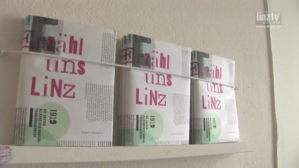 'Erzähl uns Linz' im Nordico