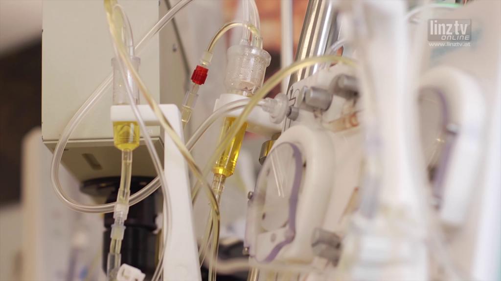 Dialysestation bei den Elisabethinen