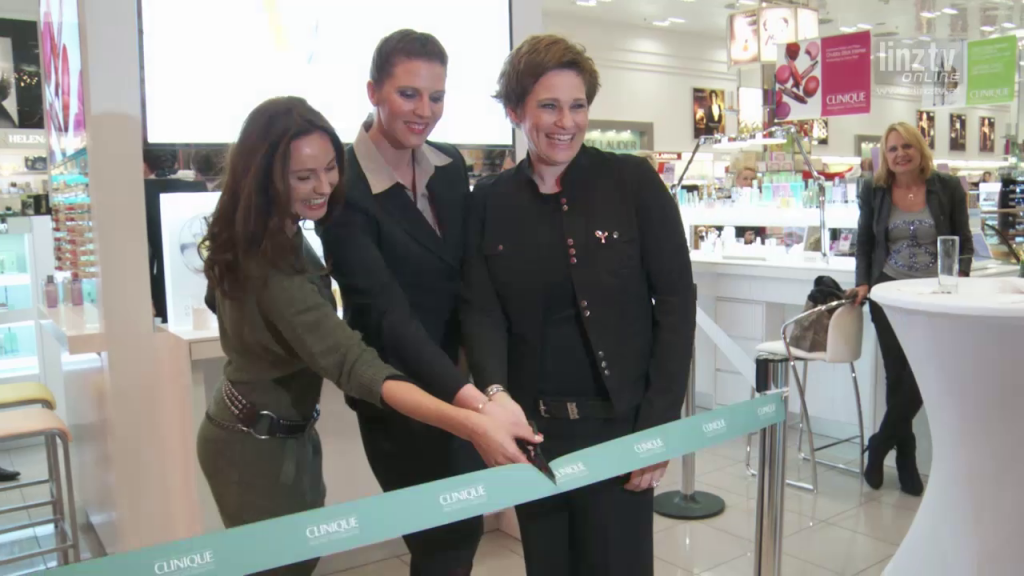 Clinique Beauty Counter in der Plus City