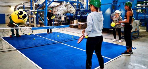 LINZ AG Tennisstars FHKW