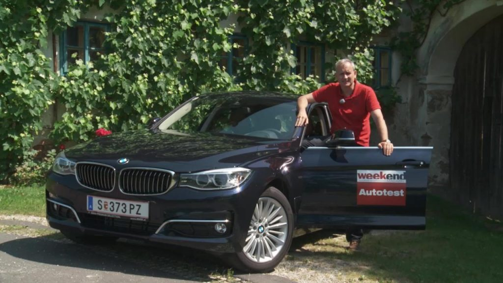 Autotest: BMW Gran Turismo 320d