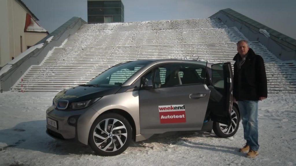 Autotest: BMW i3