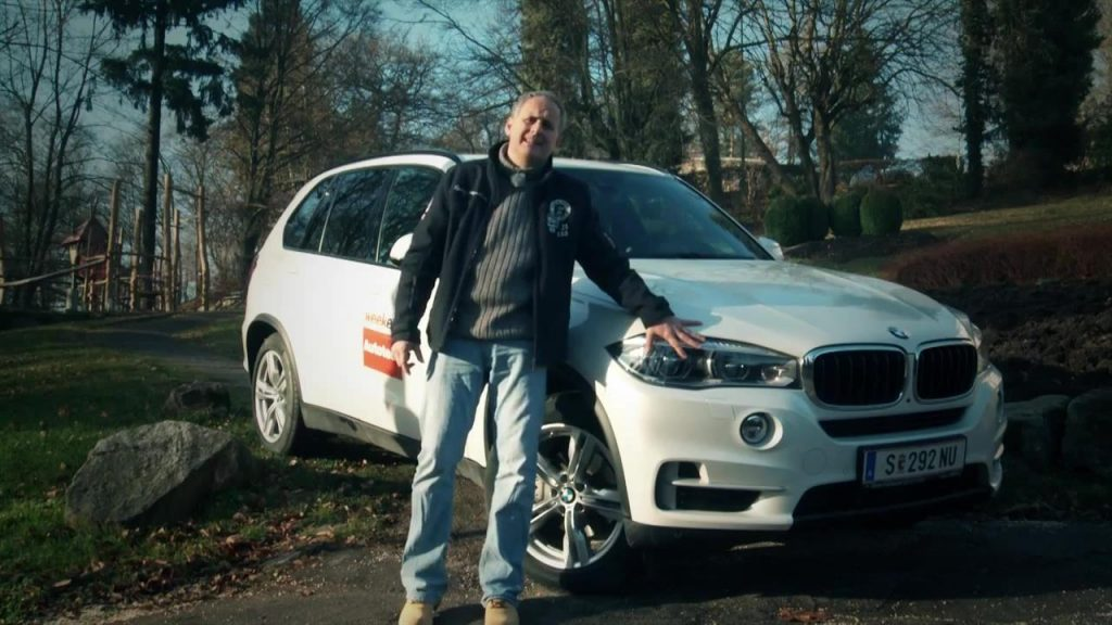 Autotest: BMW X5 xDrive30d