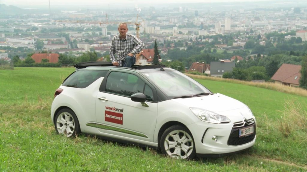 Autotest: Citroën DS3 Cabrio VTi 120