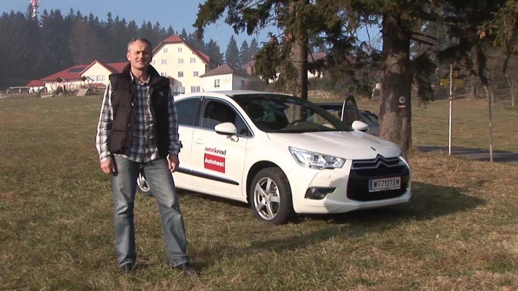 Autotest: Citroën DS4 160 Sport Chic