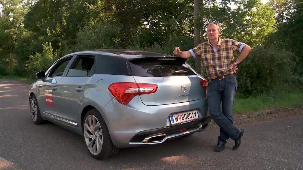 Autotest: Citroën DS5 200 THP
