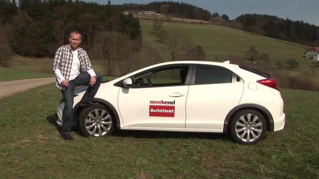 Autotest: Honda Civic 2.2 i-DTEC Executive