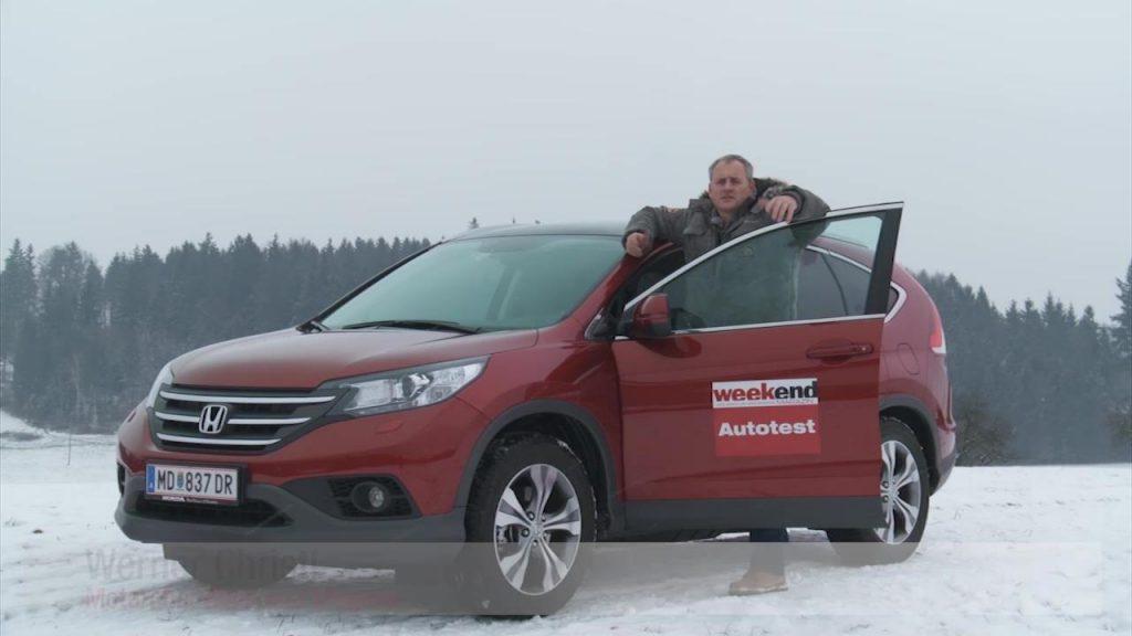 Autotest: Honda CR-V 2.2 i-DTEC