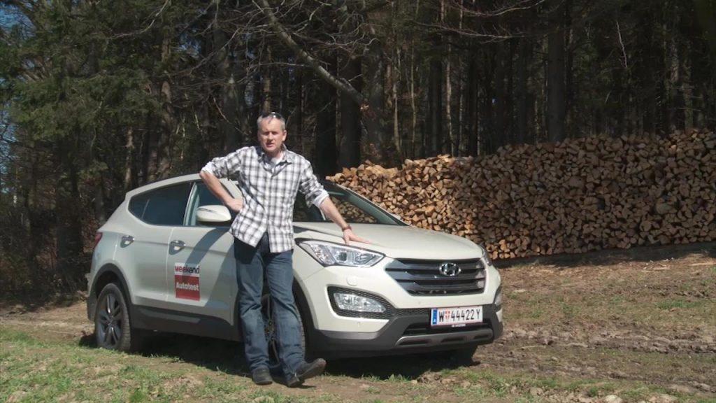 Autotest: Hyundai Santa Fe 2,2 CRDi 4WD