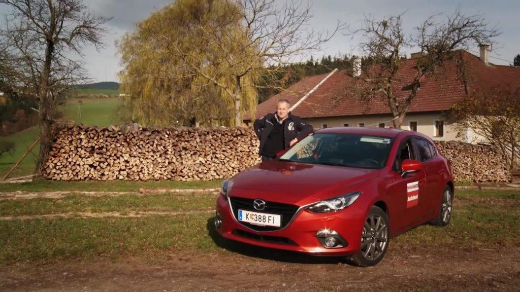 Autotest: Mazda3 SKYACTIV-G165