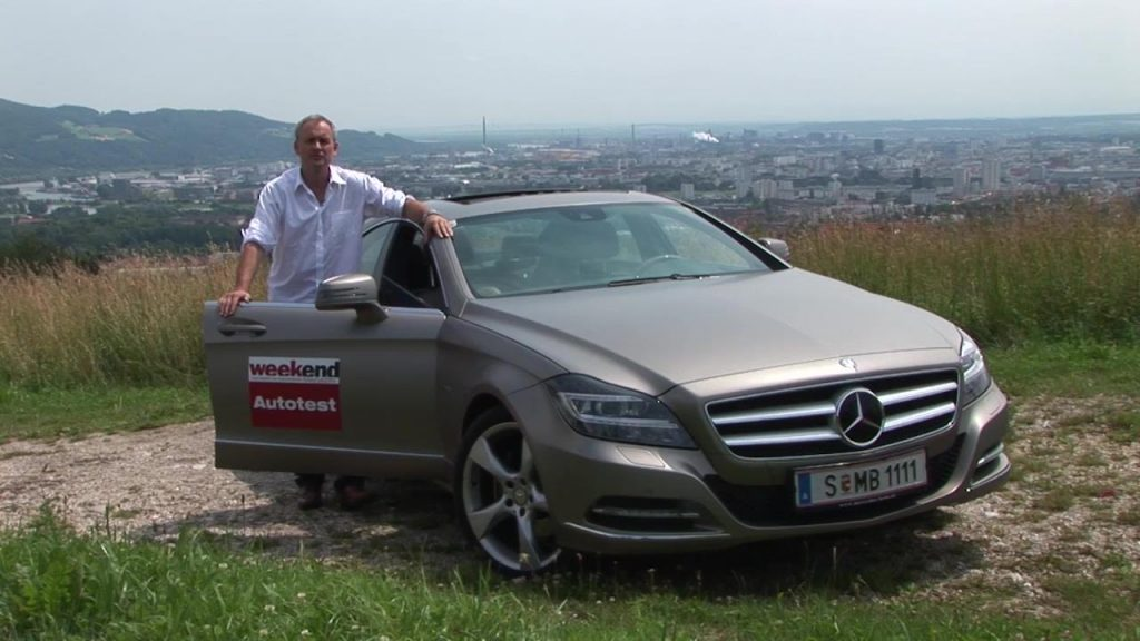 Autotest: Mercedes CLS 350 CDI