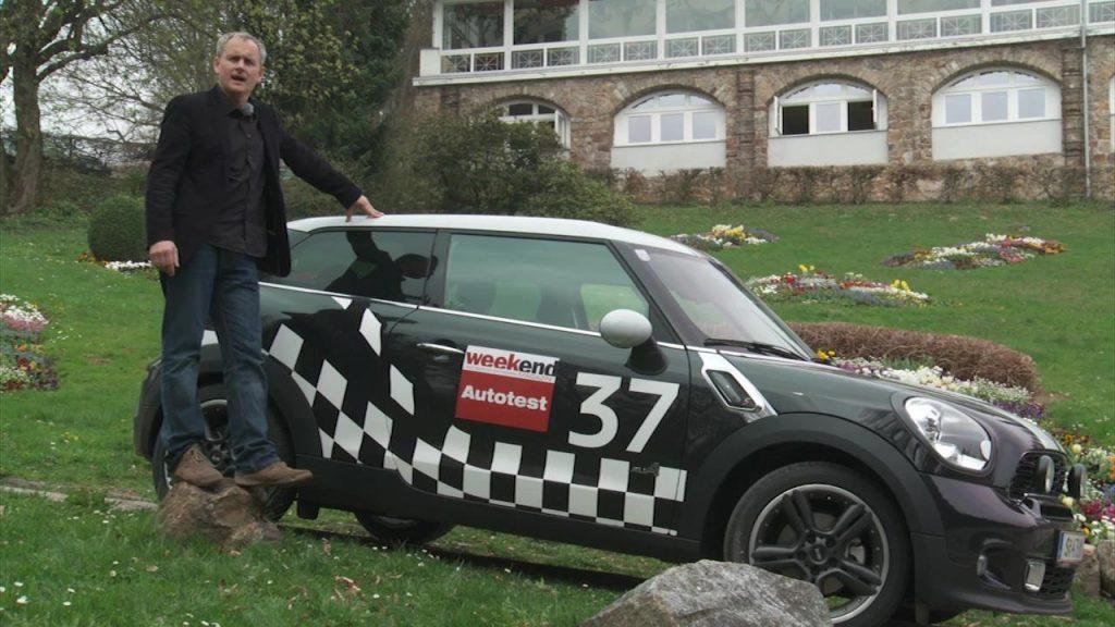 Autotest: MINI Cooper SD Paceman ALL4