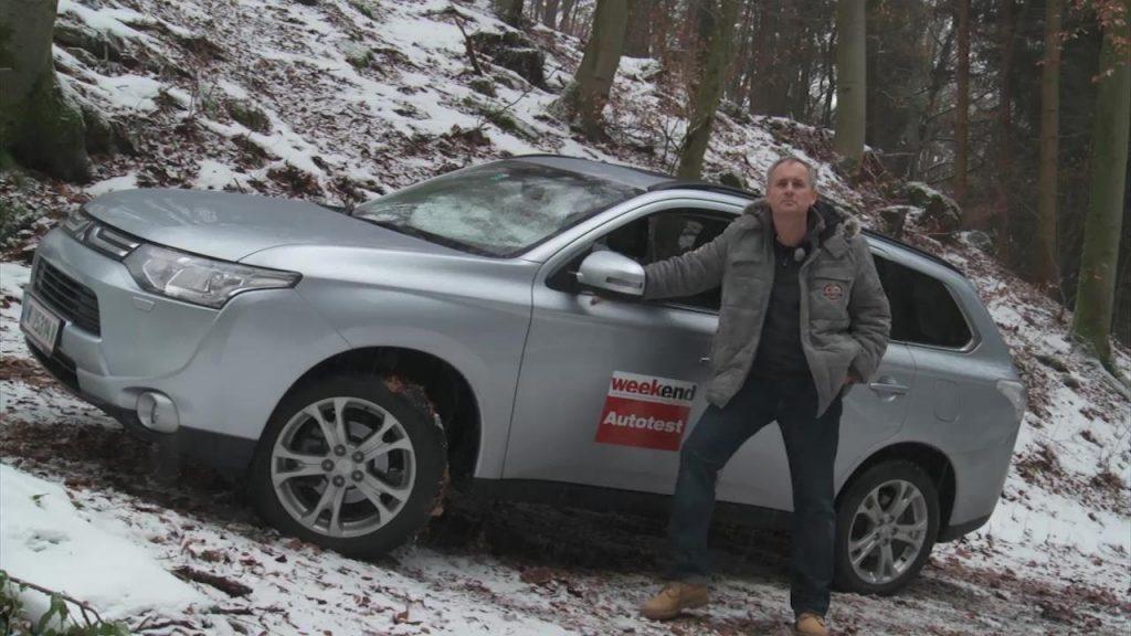 Autotest: Mitsubishi Outlander 2,2 Diesel