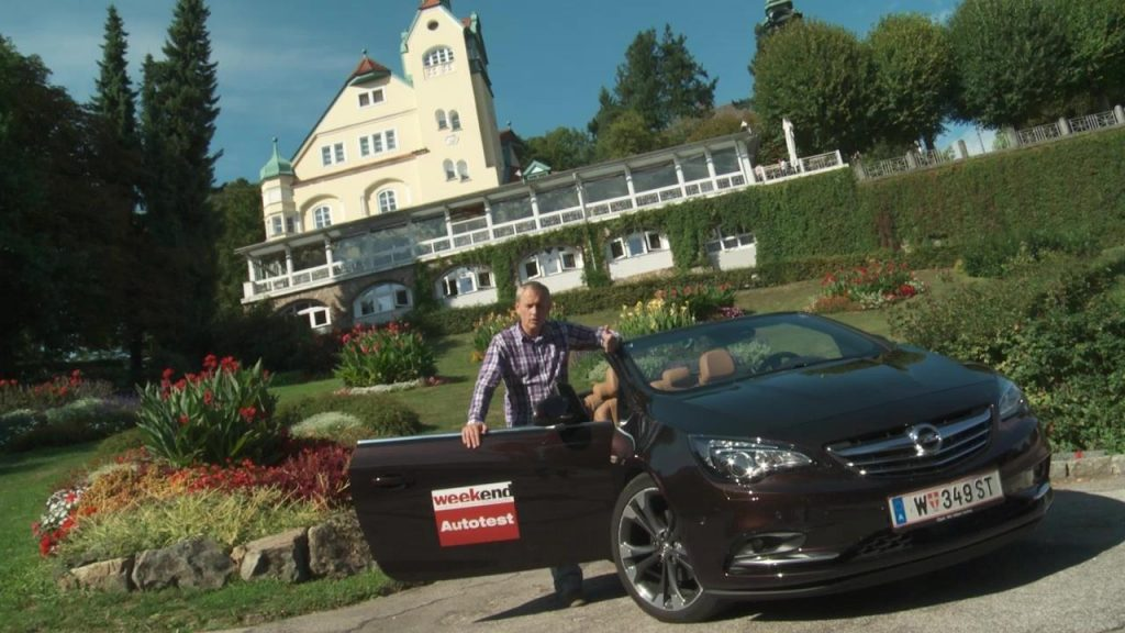 Autotest: Opel Cascada 1.4 Turbo ecoFlex
