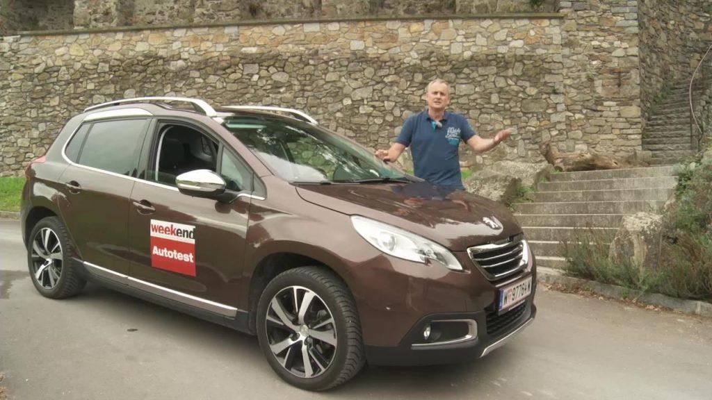Autotest: Peugeot 2008 e-HDi