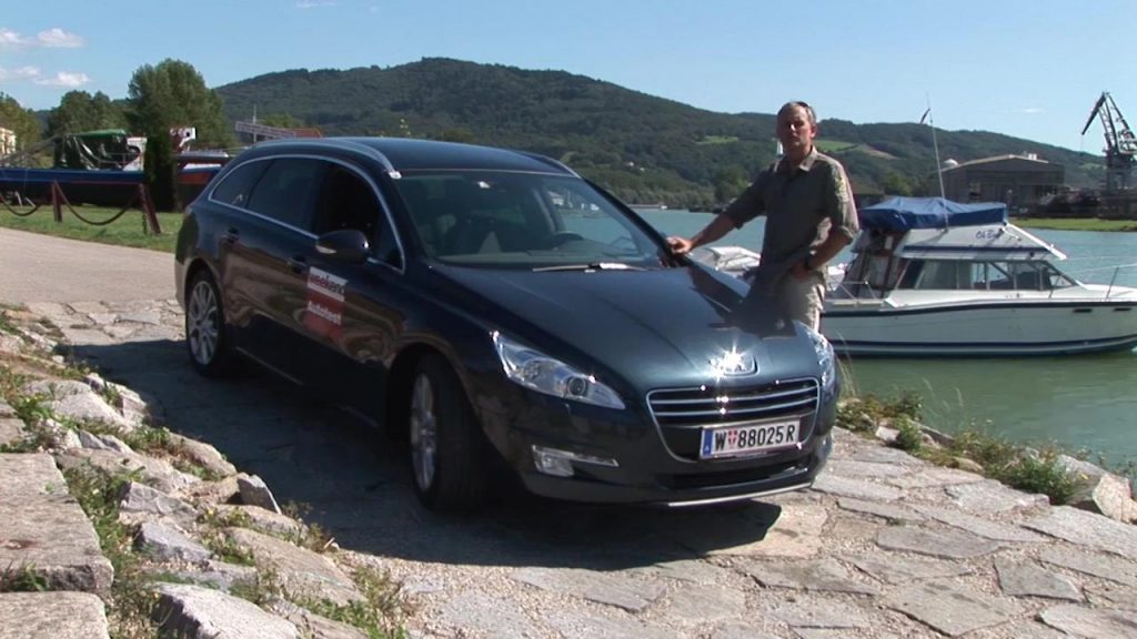 Autotest: Peugeot 508 SW 2.0 HDI