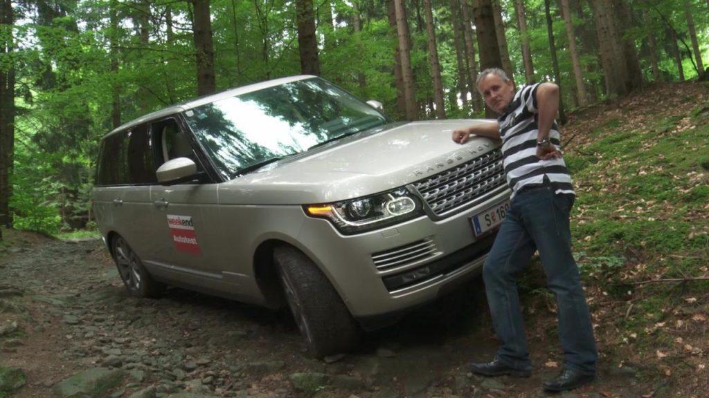 Autotest: Range Rover 4,4 SDV8