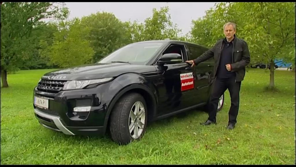 Autotest: Range Rover Evoque 2.2 SD4