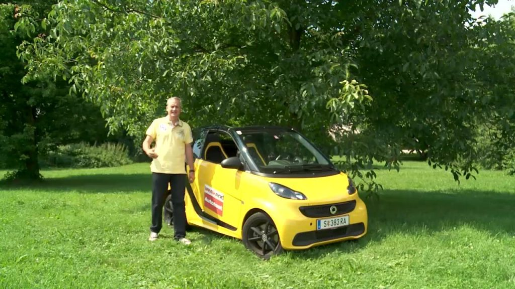 Autotest: Smart Fortwo Edition Cityflame