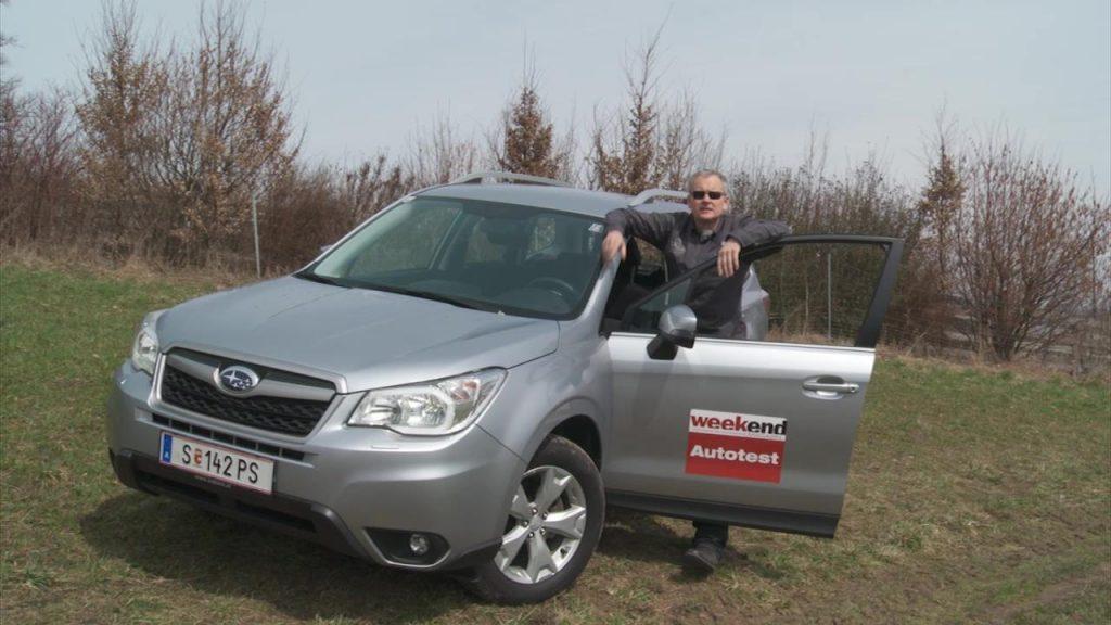Autotest: Subaru Forester 2.0i CVT