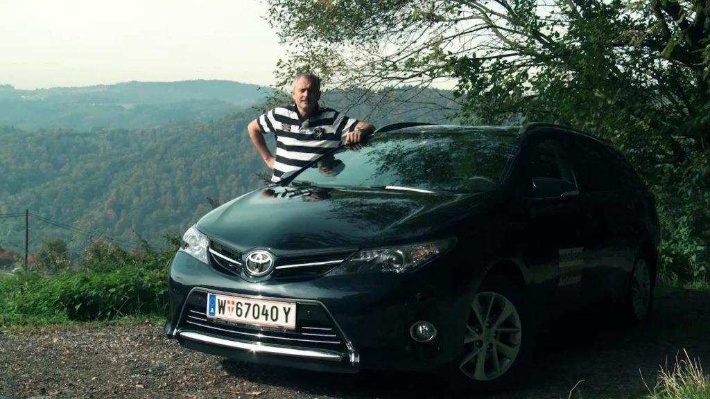 Autotest: Toyota Auris Touring Sports