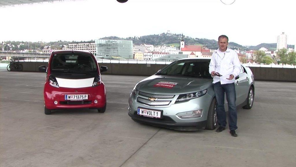 Autotest: Chevrolet Volt vs. Mitsubishi i-MiEV